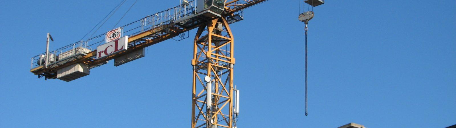 Tower Crane Construction